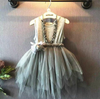 Nikki Vintage Tutu Dress - Abby Apples Boutique