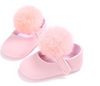 Pom Pom Ballerina Flats - Abby Apples Boutique