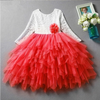 Girls Lace & Tulle Dress - New Color! - Abby Apples Boutique