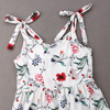 Mom & Me Tie Strap Floral Sundress - Abby Apples Boutique