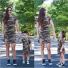 Mommy & Me Casual Midi Dress - Abby Apples Boutique