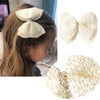Pearl Hair Clips - Abby Apples Boutique