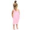 Robin Pink Jumpsuit Harem - Abby Apples Boutique