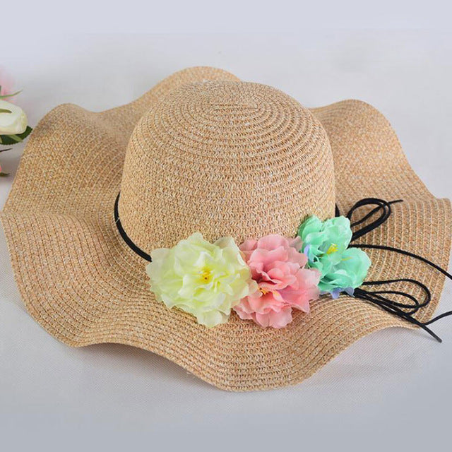 Mother Daughter Matching Sun Hats - Abby Apples Boutique e48169e72fc4