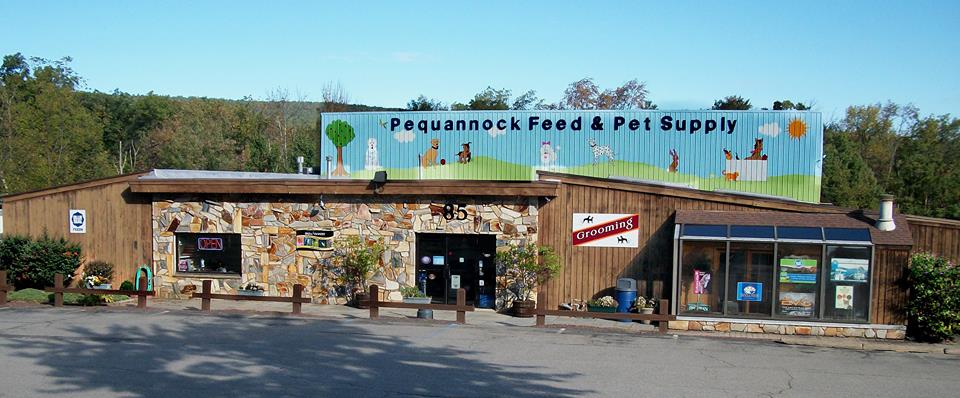 Welcome to Pequannock Feed & Pet Supply