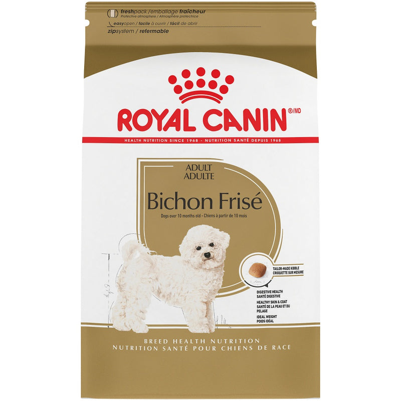 Royal Canin Breed Health Nutrition Adult Bishon Frise Dry Dog Food