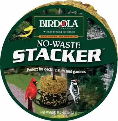Birdola No Waste Stacker Seed Cake 6.5 Oz.