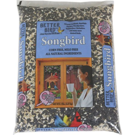 BETTER BIRD SONGBIRD FOOD 5 LBS.