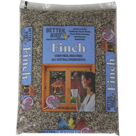 BETTER BIRD FINCH FOOD 5 LB.