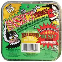 Insect Suet Treat - 11.75 oz