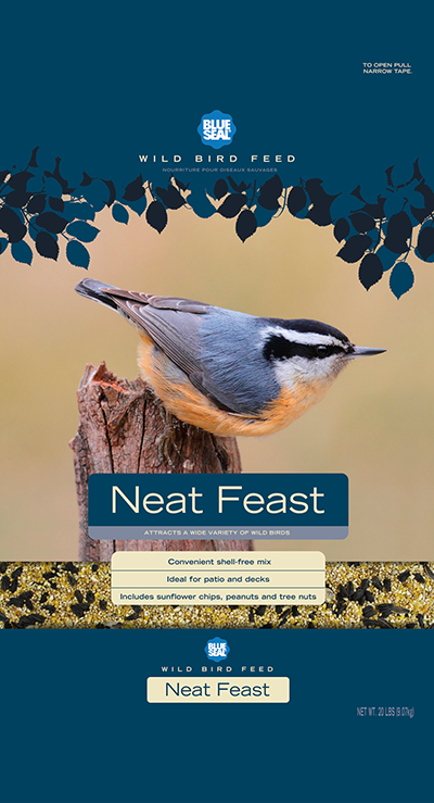 Blue Seal Birder's Secret® Neat Feast™