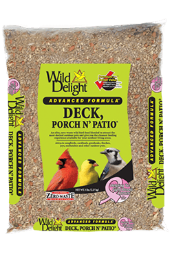Deck, Porch N' Patio Wild Bird Food
