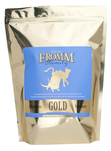 Fromm Mature Gold Food for Cats