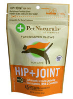 PET NATURALS HIP & JOINT FOR CATS