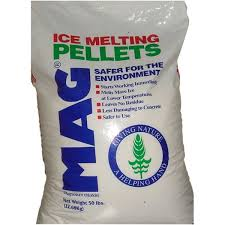 Magnesium Chloride Pellets 50 lbs.