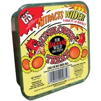 Sunflower Suet Treat - 11 oz