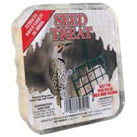 Seed Treat Suet - 11 oz