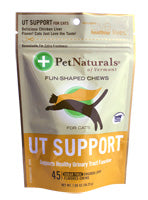 PET NATURALS UT SUPPORT CAT TREATS
