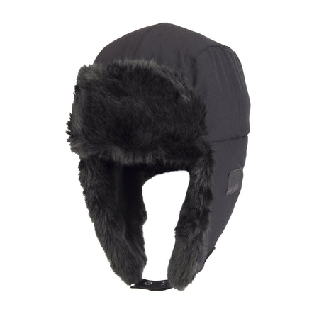 Trapper Hat with Bluetooth Headphones
