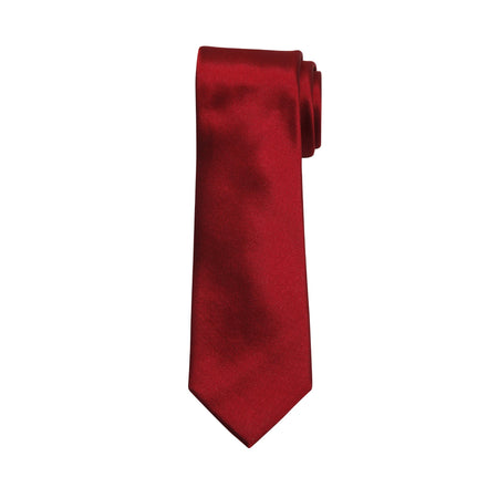 Exact Fit Solid Stretch Tie