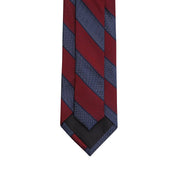 Exact Fit Stripe Stretch Tie
