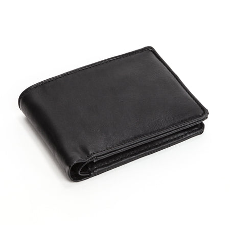 Exact Fit Stretch Bi-Fold RFID Wallet