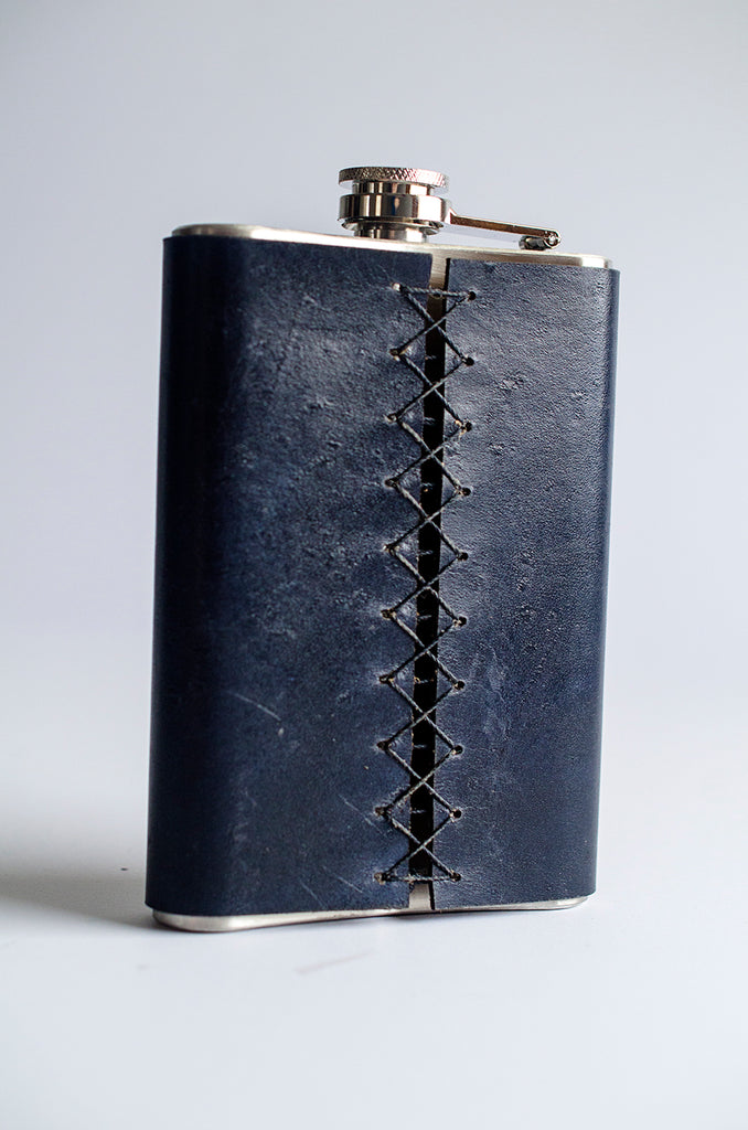 Wedding Flask with Custom Date