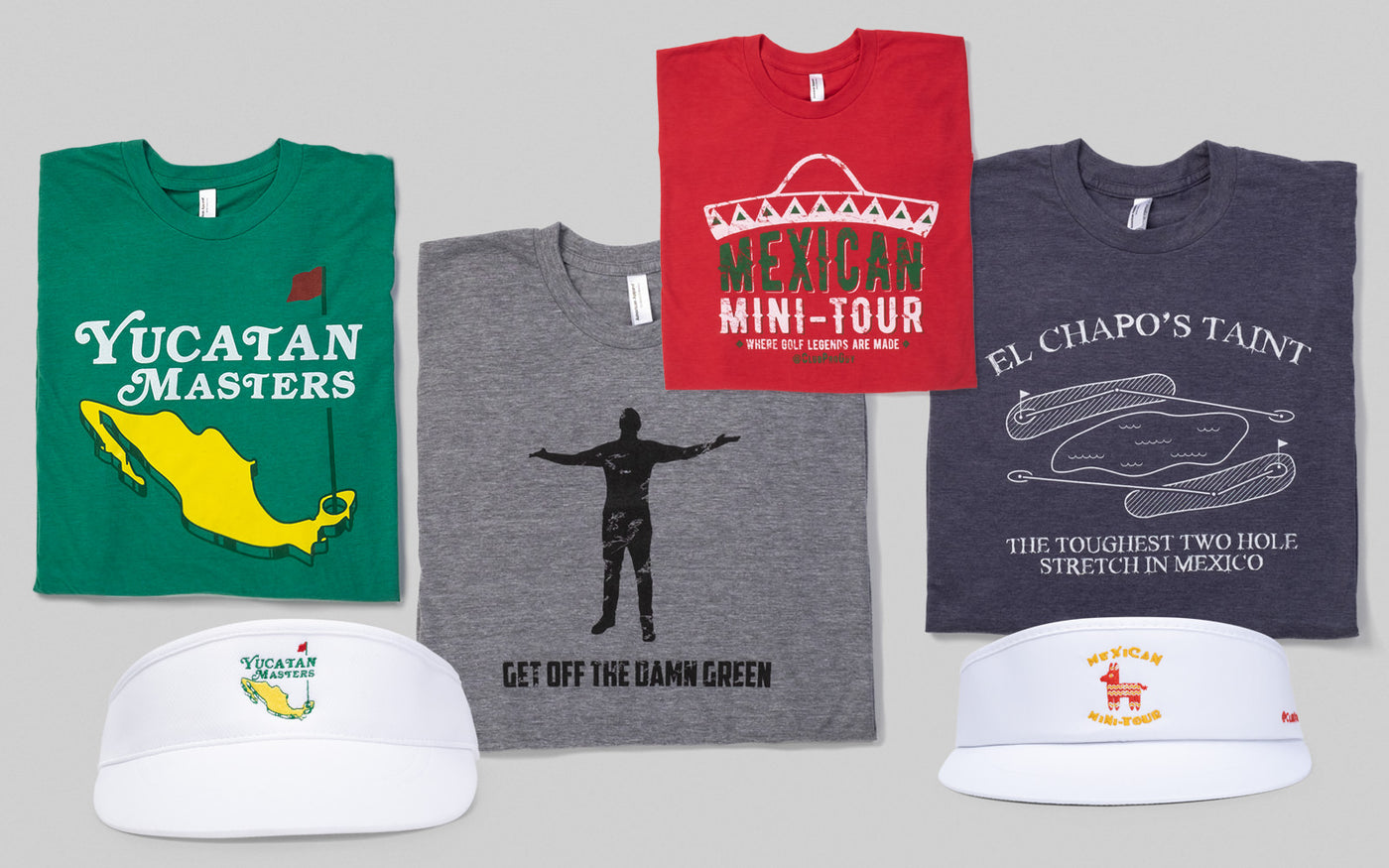The Official Site of Club Pro Guy, Mexican Mini-Tour Legend