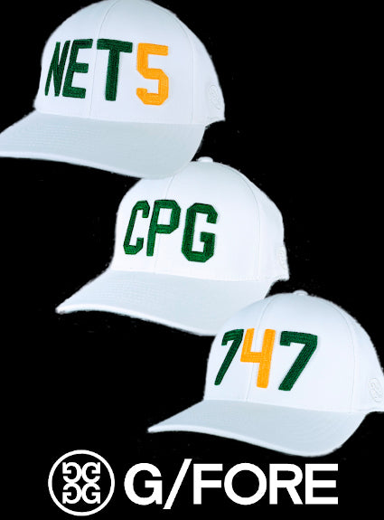 Introducing the CPG G/FORE Hats
