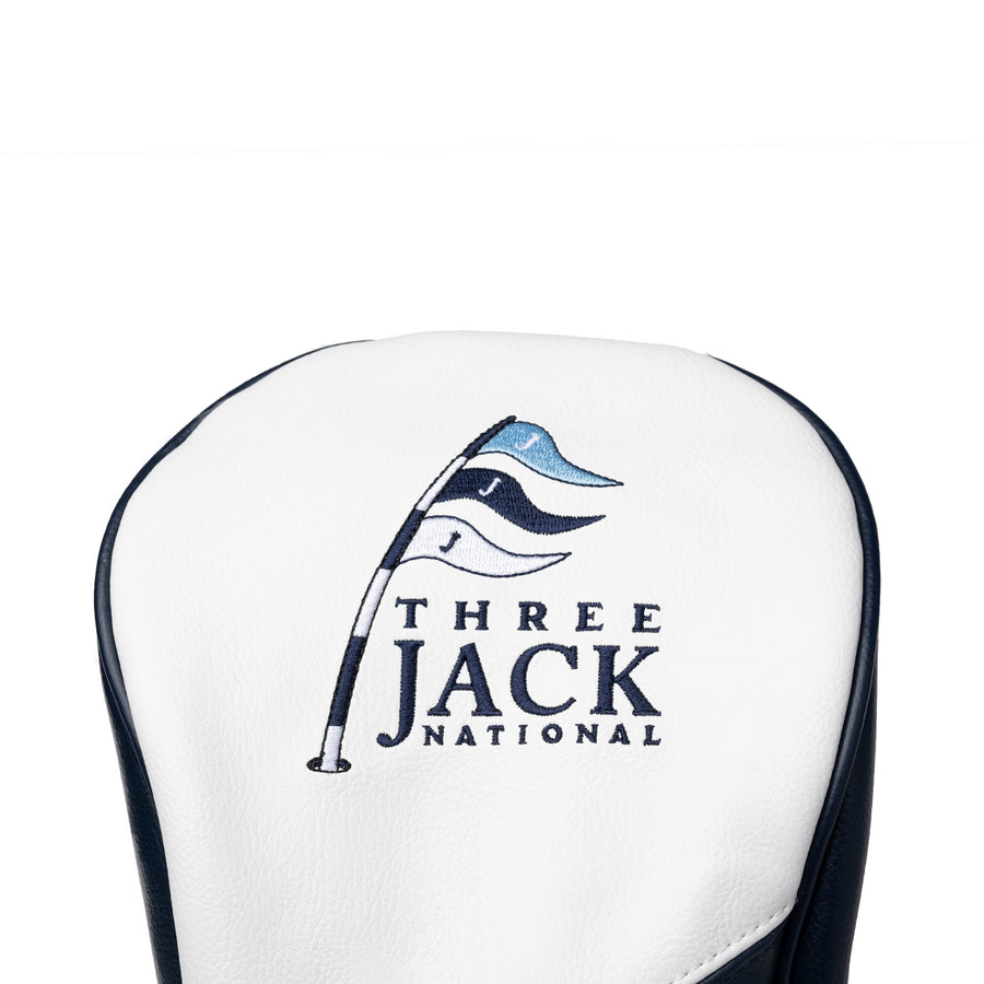 3-Jack National Driver Head Cover