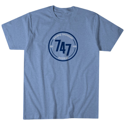 7-4-7 Limited Run T-Shirt