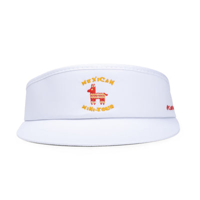 Mexican Mini-Tour Visor