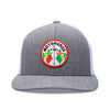Grey Matamoros 4-Ball Golf Hat