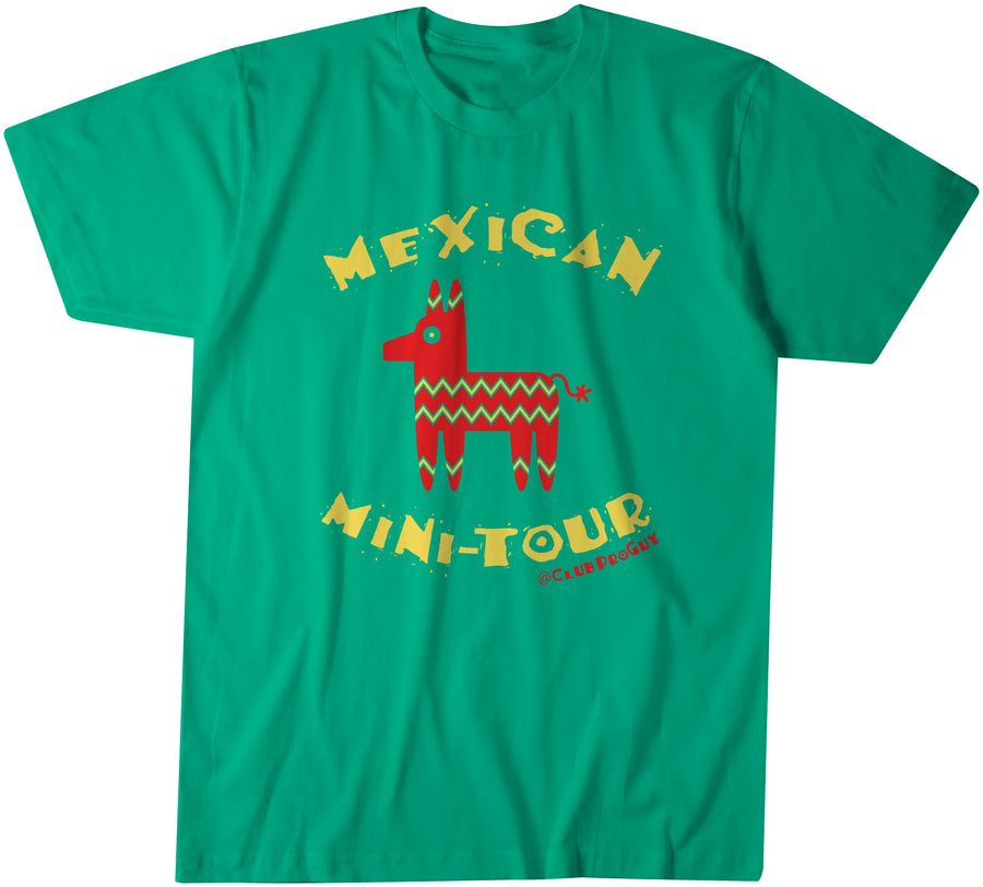 Official Mexican Mini-Tour Shirt - Piñata Edition