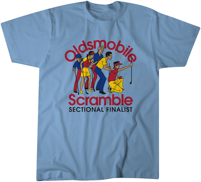 Oldsmobile Scramble T-Shirt