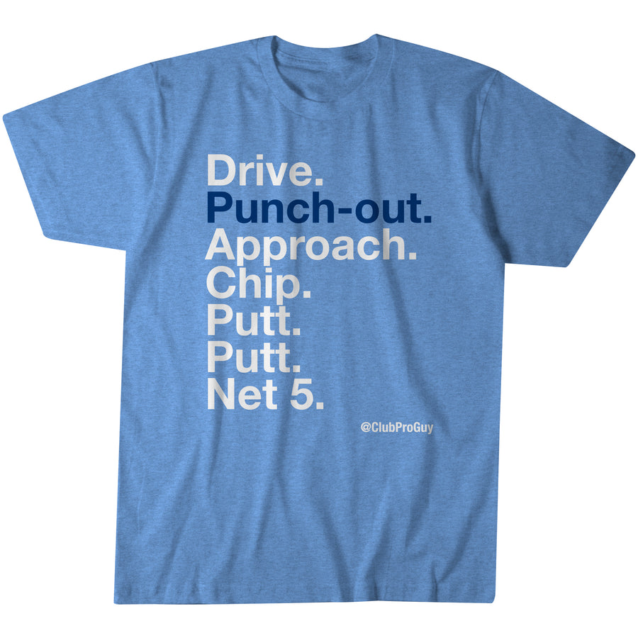 Punch-out T-Shirt