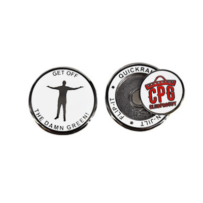 ClubProGuy Duo Ball Marker