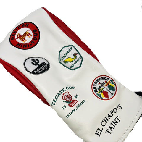 *Limited Edition* Studio Driver Head Cover