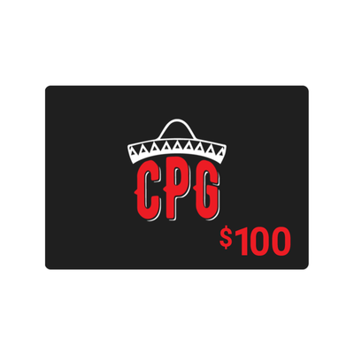 $100 Club Pro Guy Gift Card