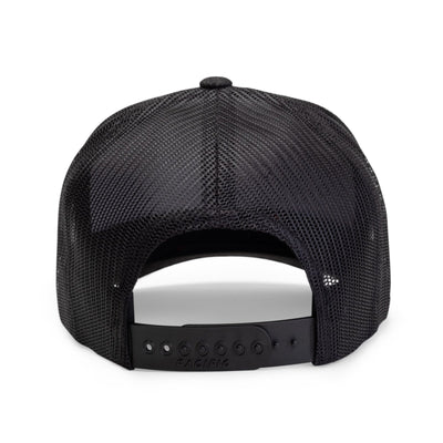 El Chapo's Taint Trucker Hat (Grey/Black)