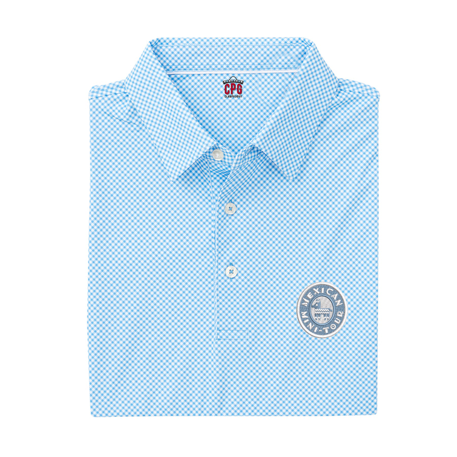 CPG NET5 Performance Polo