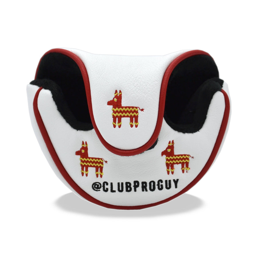 Mexican Mini-Tour Mallet Putter Cover