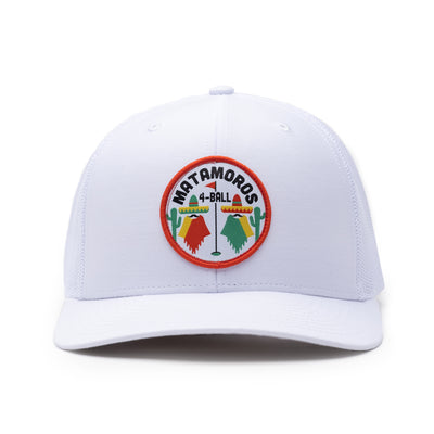 Matamoros 4-Ball Hat