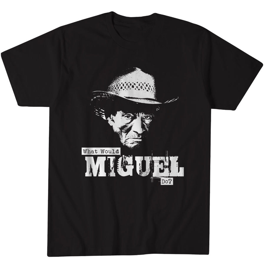 What Would Miguel Do (WWMD) T-Shirt
