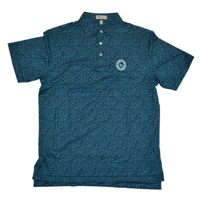 Peter Millar Mexican Mini-Tour Polo - Speckled