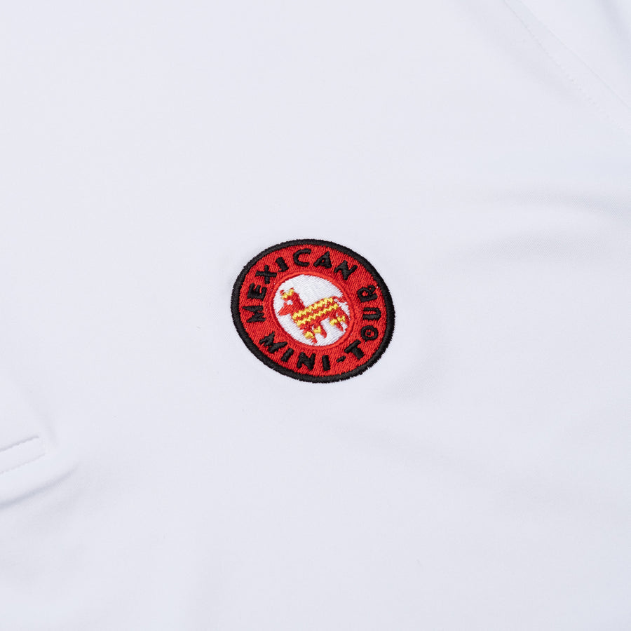 Mexican Mini-Tour Polo - White
