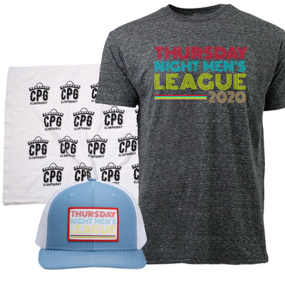 Thursday Night Men's League Bundle