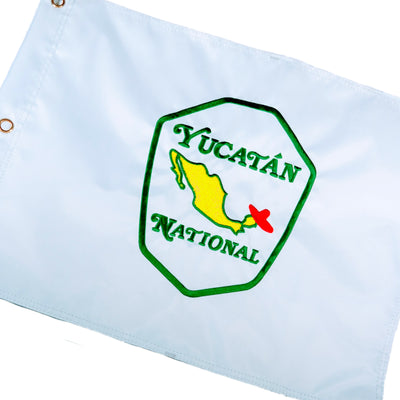 Personalized Yucatán National Flag