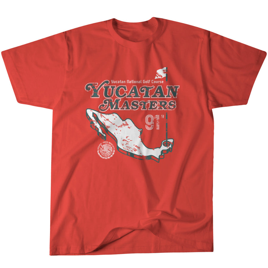 The '91 Yucatan Masters T-shirt