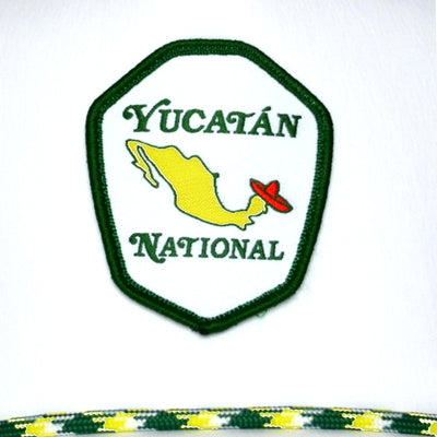 Yucatán National Rope Hat